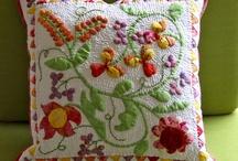 Quilts, applique