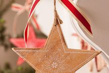 Christmas decorations / by Alexa Callison-Burch