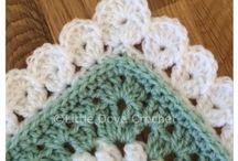 Border instructions - Little Dove Crochet