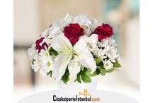 Çiçek Aranjmanları / Aranjman çeşitlerimiz vazo çiçeği modellerimiz sepet aranjmanlar ve özel konseplerimiz ile hizmetinizdeyiz. Aynı gün teslimat seçeneği ile ödemelerinizi kredi kartı, havale/eft veya mail order ile yapabilirsiniz.