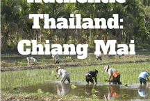 Places been ~ Chiang Mal Thailand