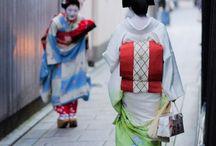 Textiles, Kimonos, and Bows