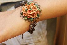 Fimo bracelets