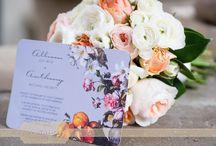 Wedding Invites Captured By Melissa's Photography / Some of the gorgeous wedding invitation & invites we've photographed at Melissa's Photography, Perth, Western Australia