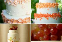 wedding cakes / by Nancy Hoch