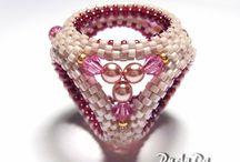 biżutki - zapinki do apaszki