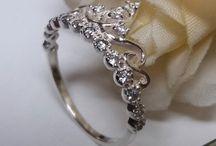 Crown Tiara Ring