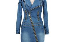 Blue Jean Clothes