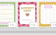 Activity Day Crafts / by Cara Leeper