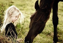 Girls and their horses / Images that inspire ideas for Photo shoots with Girls and their horses... / by John Kiss