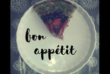 Bon Appétit! - easy, and taste cakes and cookies!
