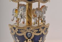 Luxury : Faberge / by Caroline Rainbird