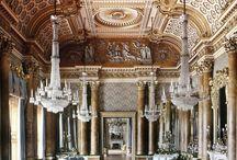Interiors\\ Ostentatious interiors