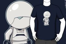 Cool T-Shirts / by Jon Jenkins