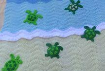 Garn - Tæppe og plaider