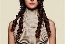 Avant Garde Hair styles / Creative Hair Styles