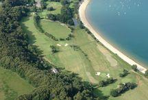 golf parcours