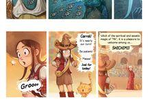 comic y libros