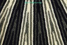 радиальное вязание