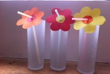 flower theme birthday