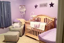 Star Themed Nursery / by Eve Marie