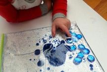 Sensory play - Kindy
