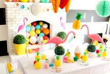 Petite party themes