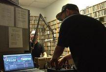 Radio Shows / BK Willy live on the air.   www.kxlu.com www.tbtnproductions.com www.djbkwilly.com / by BK Willy