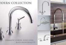 Rohl Bathroom & Kitchen Products / The ROHL collection brings authentic luxury to the kitchen and bath. Every faucet, fixture and accessory we offer has been designed by acclaimed architects and craftsmen from Europe and America, making every piece an exclusive object of art. Each is engineered for enduring performance, and created by hand to exude fine quality.