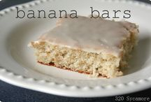 Recipes / by Gloria Evans