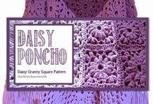 crochet poncho / by Simply Done Crochet