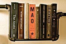 shelves / by Kellie Spicknell