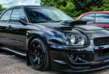 Modified Subaru Impreza (2nd Generation) / Modified Subaru Impreza (2nd Generation)