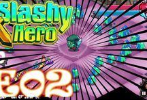 Slashy Hero E02 Game Play Walkthrough Android