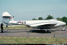 Vliegtuigen voor 1960