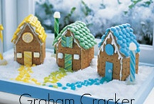 Gingerbread House Party / by Melissa H