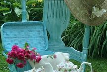 Shabby Chic exteriores