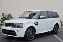 Hire A range Rover