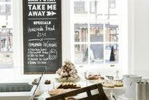 Bakery & Café Inspiration