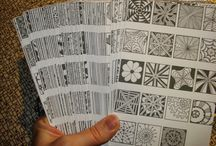 Zentangle designs