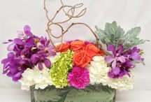 Everyday Floral Arrangements By Eliana Nunes Floral Design / Some of our everyday flower arrangements you can order at www.eliananunes.com for delivery in Winston Salem, NC and surrounding area.