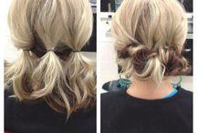 peinados de pelo corto