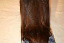 long beauty hair/tips