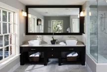 Bathroom Ideas / Renovation stimulation