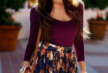 Skirt- faldas