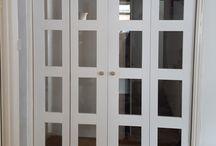 Customer's doors