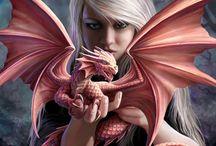 dragons, dragons everywhere...
