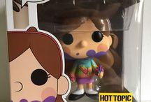 figurine pop