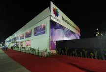 Manpho Convention Center / Manpho Convention Center has been established to promote domestic and international trade. The trade center has been setup on a 7 acre campus with 100000 sft. space building.