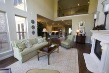 DESIGN WORK: MODEL HOME / Design Work: Model Home - Villas as Holly Tree